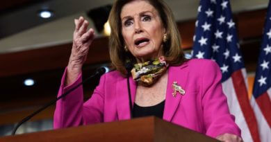 Pelosi Says Second Stimulus Check Could Come Before End of 2020