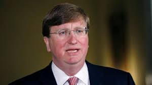 BREAKING: Tate Reeves Isolating after Daughter Tests Positive For COVID-19