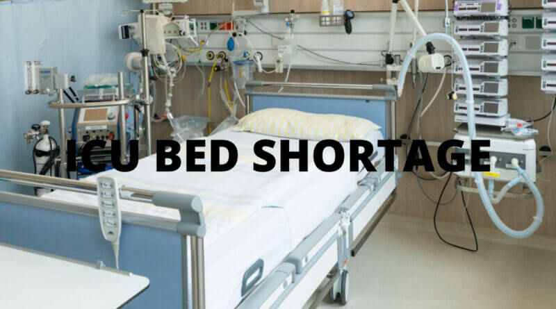 """State health officer warns of zero ICU beds in Jackson and """"very few"""" elsewhere"""