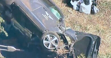 Tiger Woods Involved in Serious Car Accident; Condition Unknown
